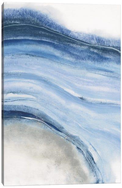 Watercolor Geode IV Canvas Art Print