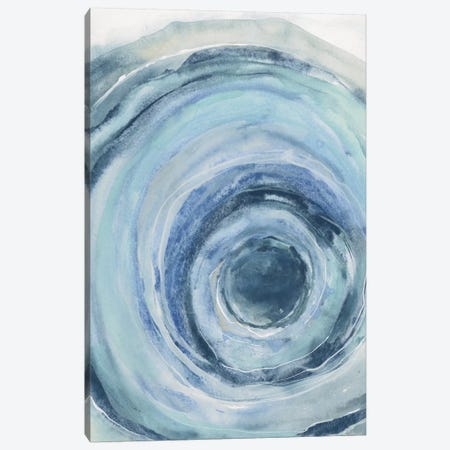Watercolor Geode IX Canvas Print #WAC4669} by Chris Paschke Art Print