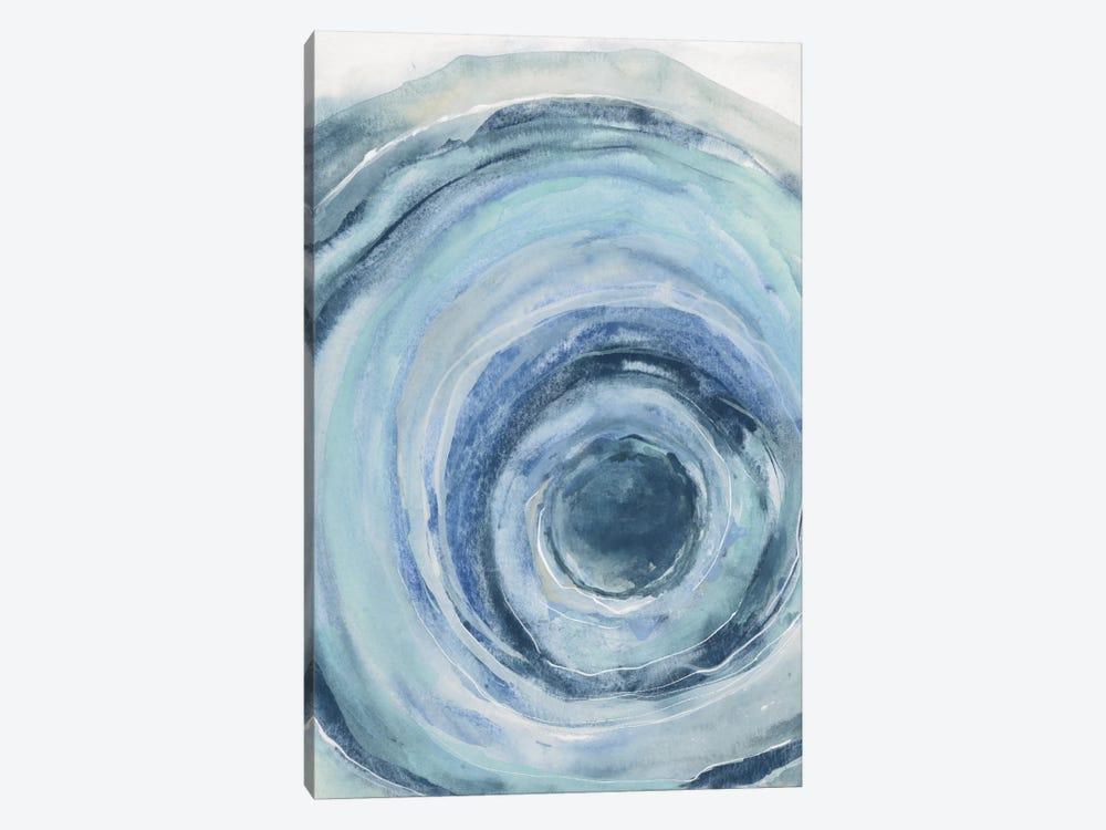 Watercolor Geode IX by Chris Paschke 1-piece Canvas Print
