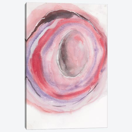 Watercolor Geode VII Canvas Print #WAC4670} by Chris Paschke Canvas Wall Art