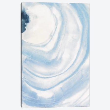 Watercolor Geode X Canvas Print #WAC4672} by Chris Paschke Canvas Art