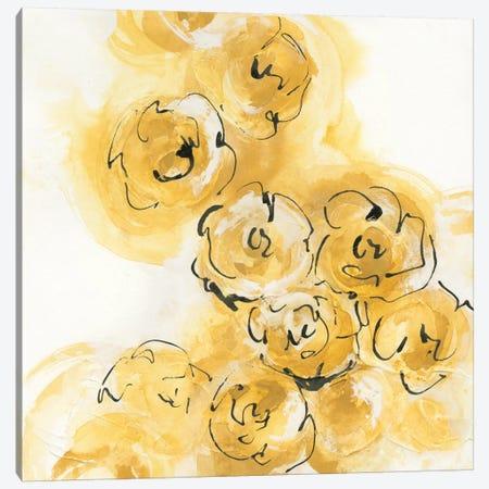 Yellow Roses Anew II Canvas Print #WAC4674} by Chris Paschke Art Print