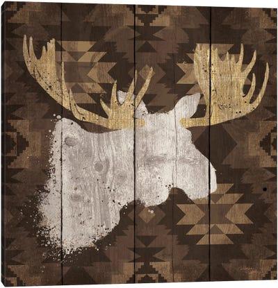 Precious Antlers IV Canvas Art Print