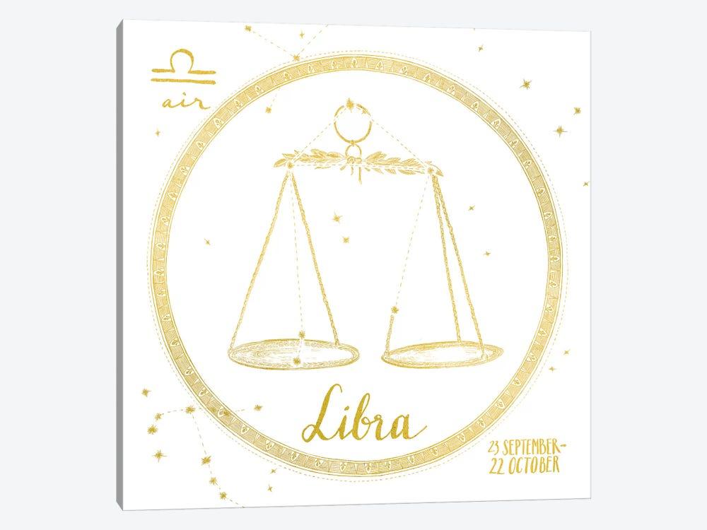 Libra by Sara Zieve Miller 1-piece Canvas Art