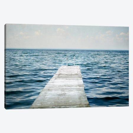 Calm Days I Canvas Print #WAC4710} by Elizabeth Urquhart Canvas Art Print