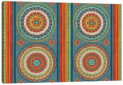 Mexican Fiesta IX Canvas Print #WAC4721