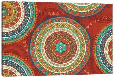 Mexican Fiesta VII Canvas Print #WAC4722