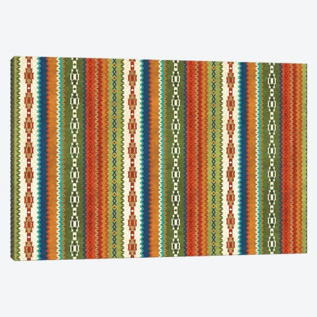 Mexican Fiesta VIII Canvas Print #WAC4723} by Veronique Charron Canvas Artwork