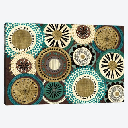 Spice Road I 3-Piece Canvas #WAC4727} by Veronique Charron Art Print