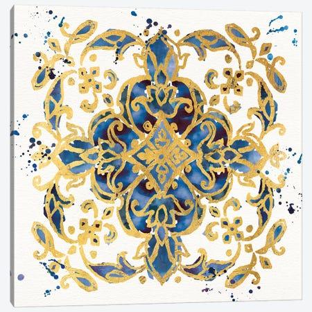 Little Jewels IV Canvas Print #WAC4750} by Jess Aiken Art Print