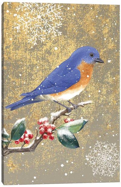 Bluebird II Canvas Art Print