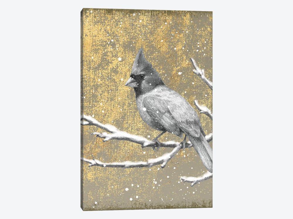 Cardinal II by Beth Grove 1-piece Canvas Artwork