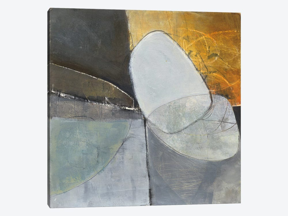 Abstract Pebble II by Jane Davies 1-piece Art Print