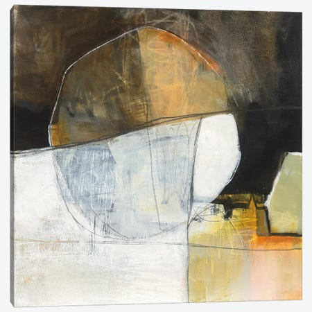 Abstract Pebble III Canvas Print #WAC4781} by Jane Davies Canvas Wall Art
