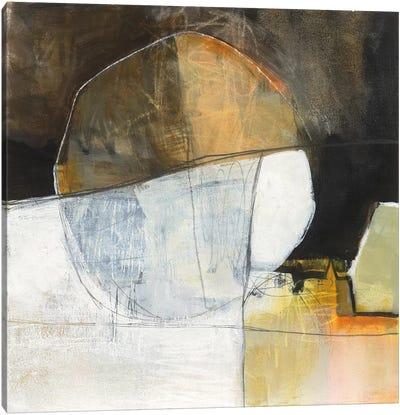 Abstract Pebble III Canvas Art Print