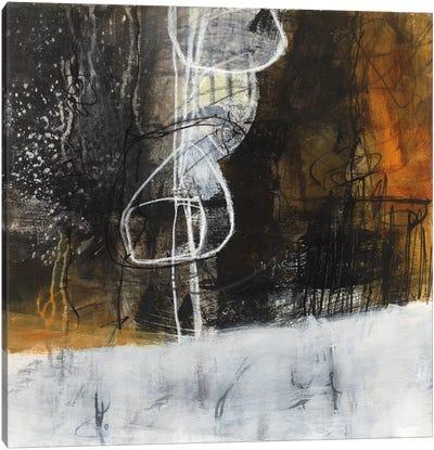 Abstract Pebble V Canvas Art Print