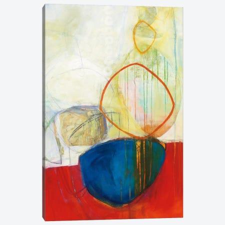 Circle Tower I Canvas Print #WAC4783} by Jane Davies Canvas Wall Art