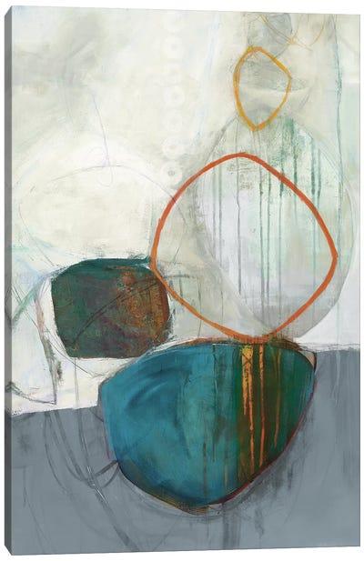 Circle Tower II Canvas Art Print