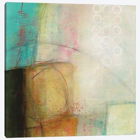 Circles I Canvas Print #WAC4785} by Jane Davies Canvas Art Print