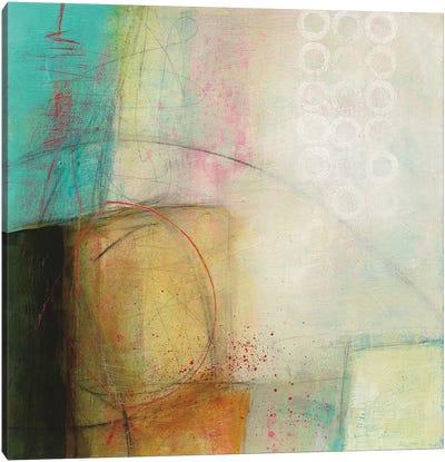 Circles I Canvas Art Print