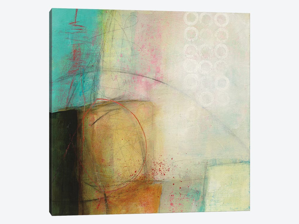 Circles I by Jane Davies 1-piece Canvas Wall Art