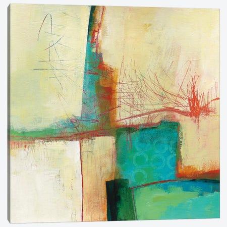Circles II Canvas Print #WAC4786} by Jane Davies Art Print