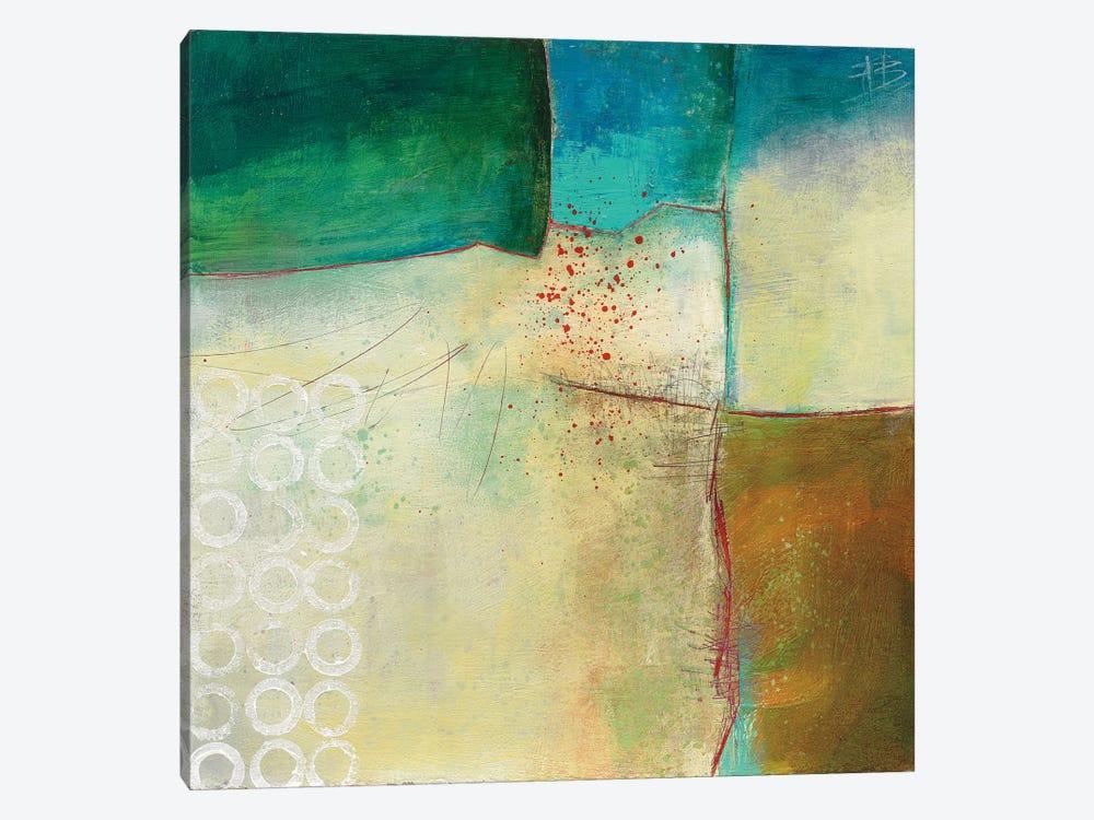 Circles III by Jane Davies 1-piece Canvas Art