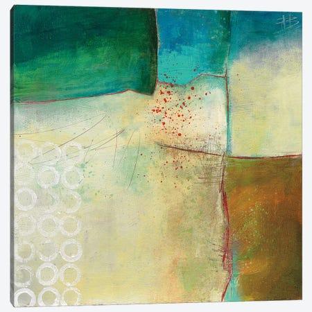Circles III Canvas Print #WAC4787} by Jane Davies Art Print