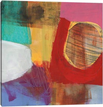 Fun Colors II Canvas Art Print
