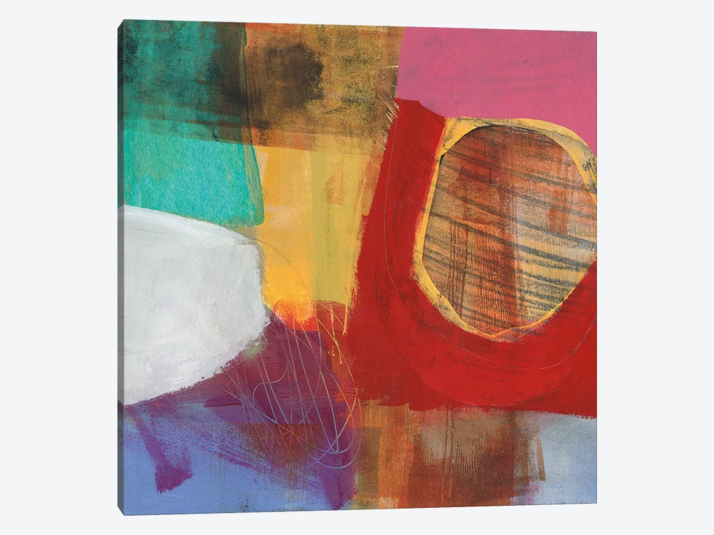Fun Colors II by Jane Davies 1-piece Canvas Art Print