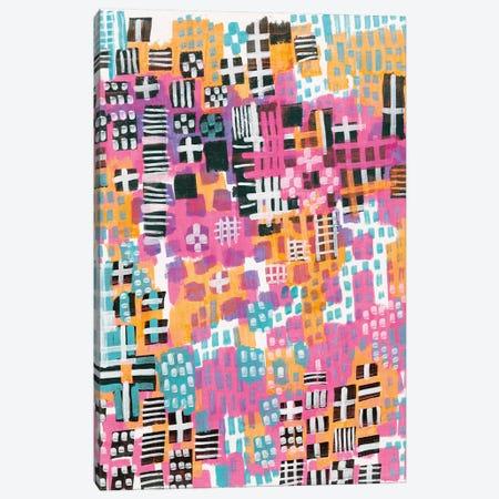 City Lights Canvas Print #WAC4799} by Melissa Averinos Canvas Print