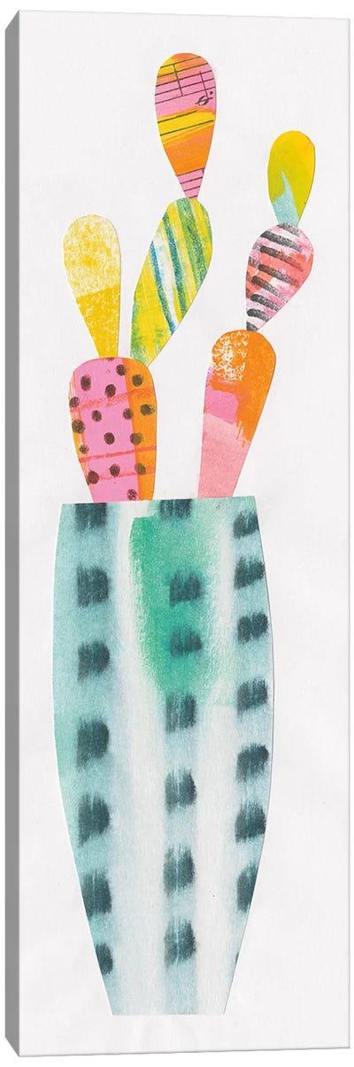 Collage Cactus I Canvas Print #WAC4800