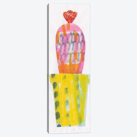 Collage Cactus V Canvas Print #WAC4809} by Melissa Averinos Art Print