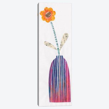 Collage Flower I Canvas Print #WAC4814} by Melissa Averinos Canvas Print