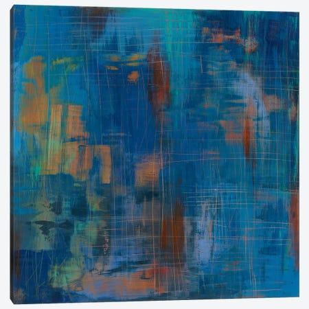 Northern Lights Canvas Print #WAC4818} by Melissa Averinos Canvas Art