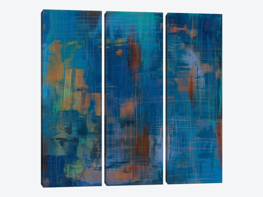 Northern Lights by Melissa Averinos 3-piece Canvas Art