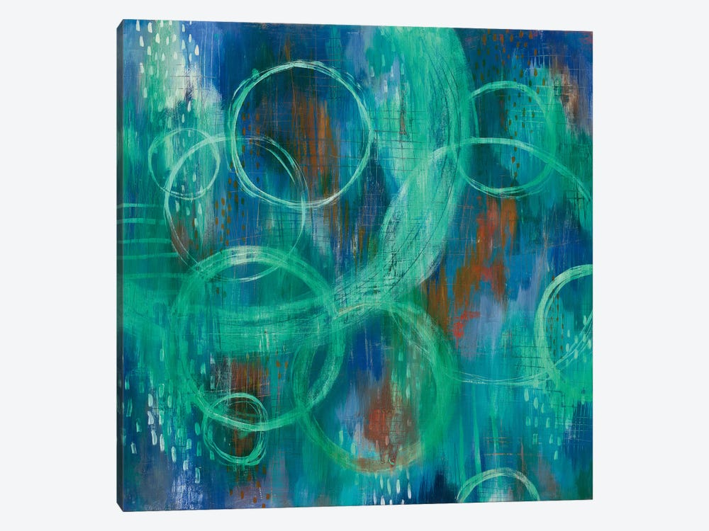 Sky Fields by Melissa Averinos 1-piece Art Print