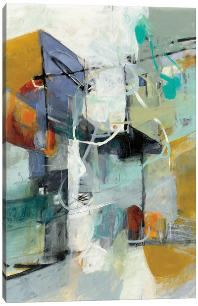Skyline II Canvas Art Print