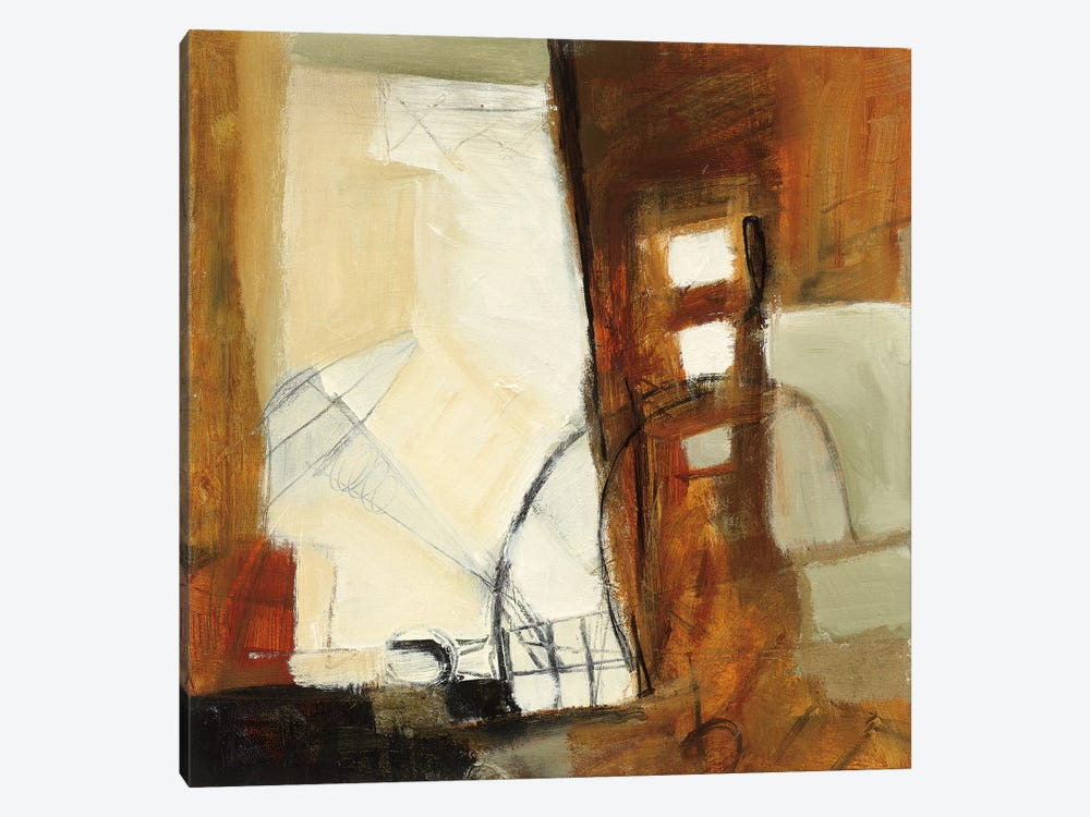 Study No. 122 by CJ Anderson 1-piece Canvas Artwork