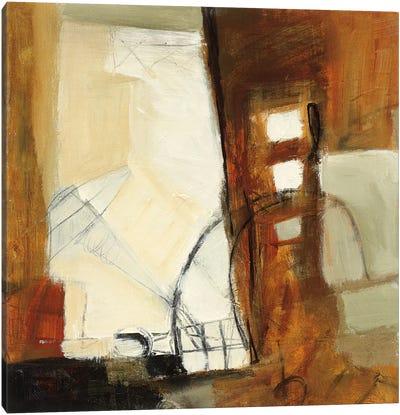 Study No. 122 Canvas Art Print