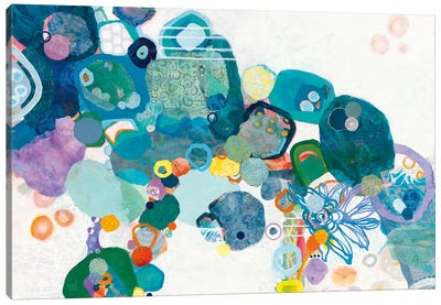Bridging Our Differences Canvas Art Print