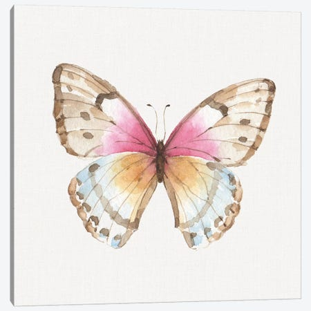 Colorful Breeze XII Canvas Print #WAC4855} by Lisa Audit Canvas Art Print