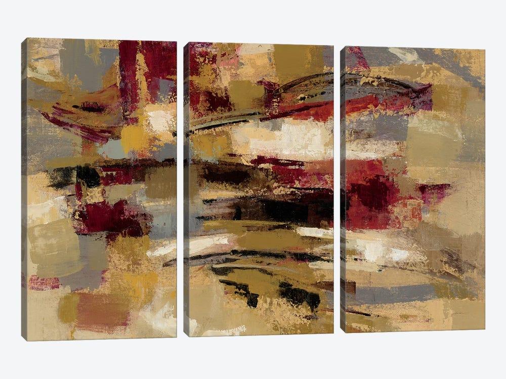 Ruins by Silvia Vassileva 3-piece Art Print