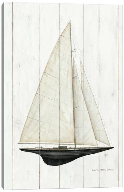 Sailboat II Canvas Print #WAC485