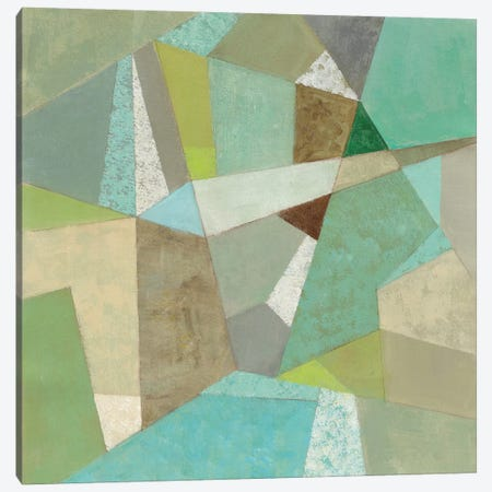 Spa Geo Metric Canvas Print #WAC4860} by Silvia Vassileva Canvas Print