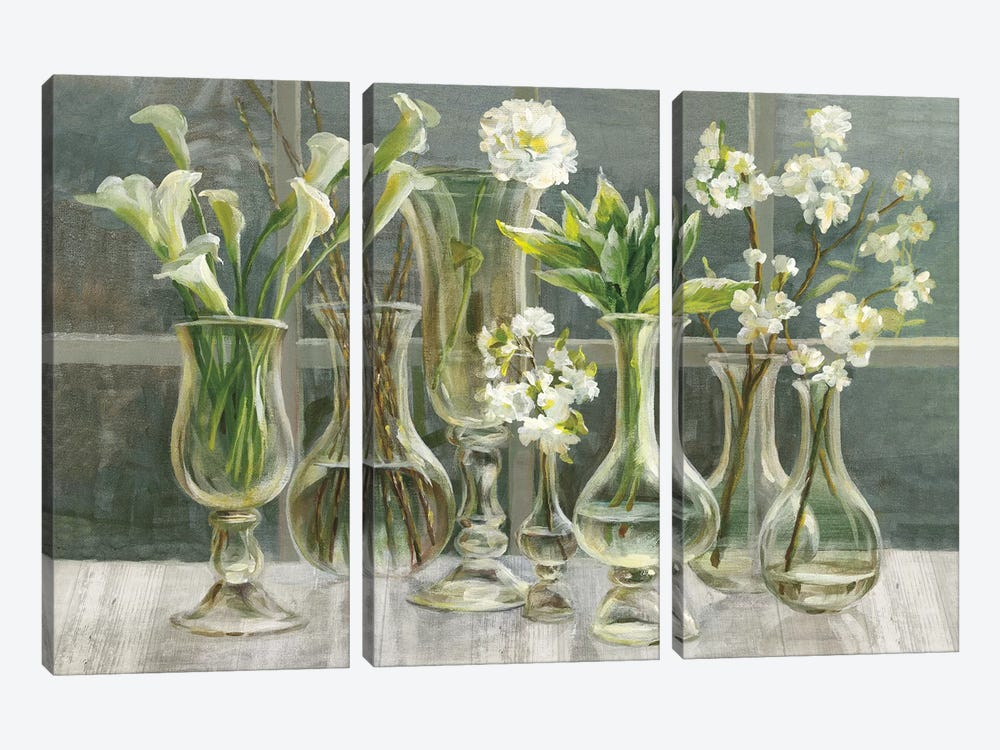 Essence Of May by Danhui Nai 3-piece Art Print