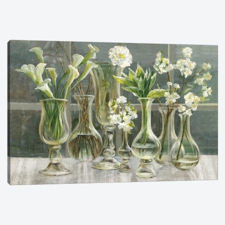 Essence Of May Canvas Print #WAC4866} by Danhui Nai Canvas Art