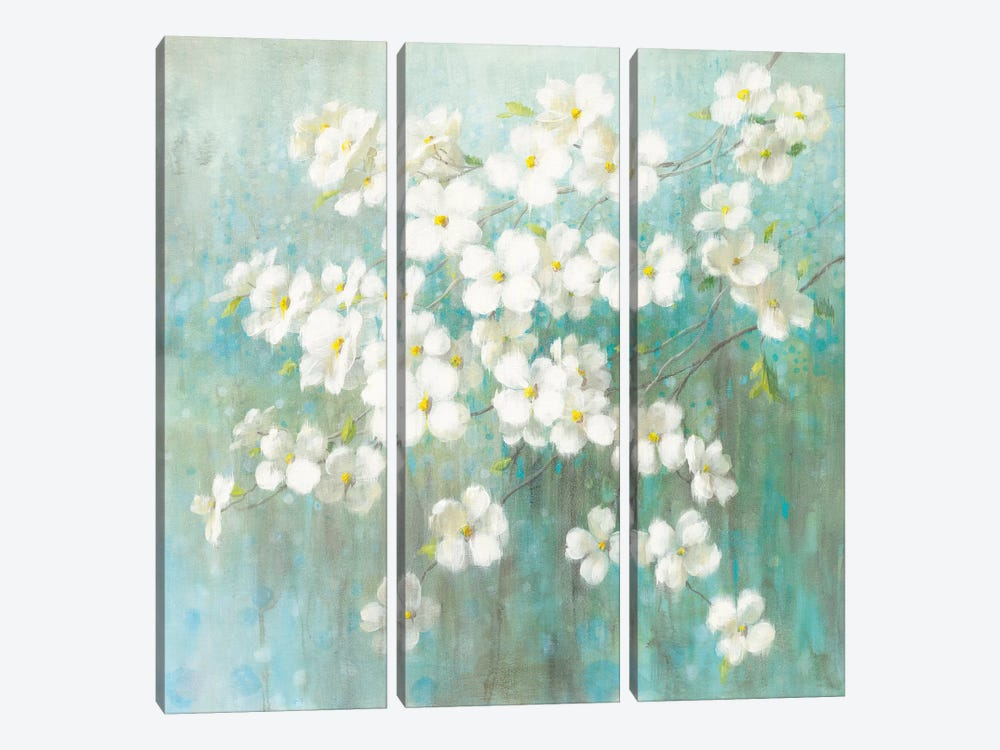 Spring Dream I by Danhui Nai 3-piece Art Print