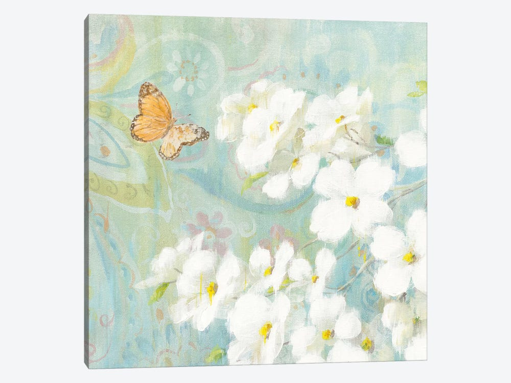 Spring Dream III by Danhui Nai 1-piece Canvas Art