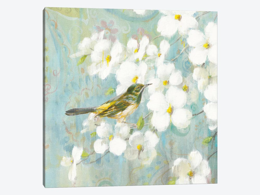 Spring Dream V by Danhui Nai 1-piece Canvas Art Print